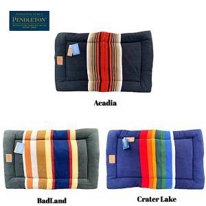 PENDLETON ドッグベッド Mサイズ Comfort Cushion ペンドルトン コンフォートクッション|outtail