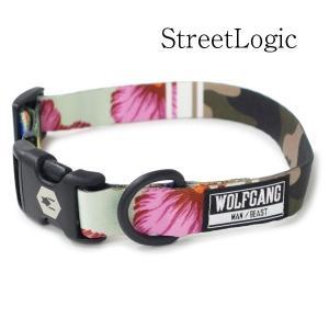 WOLFGANG Collar Lサイズ StreetLogic (ウルフギャング カラー) お洒落なカラー Lサイズ|outtail
