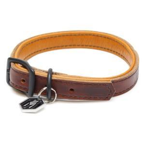 WOLFGANG Horween Collar Sサイズ(ウルフギャング カラー)経年変化を楽しむ!|outtail