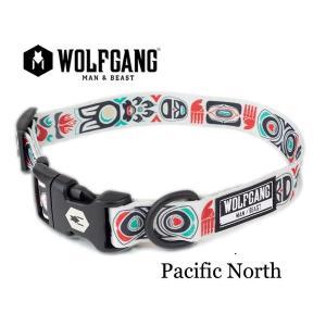 WOLFGANG Collar L PacificNorth(ウルフギャング カラー)お洒落なカラー Lサイズ|outtail