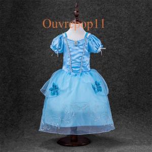 352c85828091b シンデレラ 風 プリンセスドレス 子供 ドレス 衣装 仮装 ディズニー USJ C-2857D066B