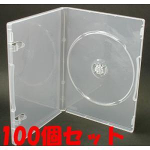 日本製 15mm厚に1枚ディスクを収納 ポップマンボウトールケース スーパークリア100個 ovalmultimedia