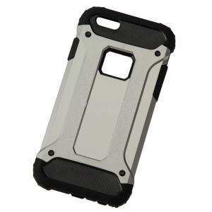 iPhone6/6S用コンビネーションケース グレー ovalmultimedia