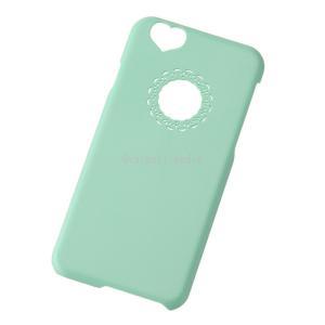 iPhone6s用ケース グリーン ovalmultimedia
