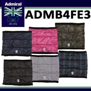 【2014秋冬】【アドミラルゴルフ/ADMIRAL】【ADMB4FE3/ネック・ウォーマー】【アクセサリ】小平智・堀琴音|ovdgolfshop