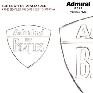 【2017FW/ADMIRALアドミラル】【ADMG7FM3】【THE_BEATLES_PICK_MAKER】【ビートルズ/ピックマーカー】小平智・堀琴音|ovdgolfshop