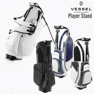VESSEL/ベゼル/853012/PLAYER_STAND/プレイヤースタンドキャディバッグ/8.5型/6分割 ovdgolfshop