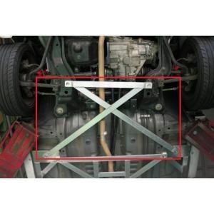 トライフォース  フロントフロアブレス コペン L880K  Tryforce company 品番 318011|over-whelm7