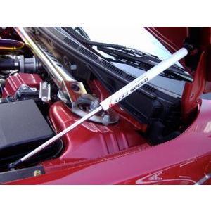 コルトスピード ボンネットダンパー ランエボX CZ4A  CSD0109-004 三菱 ランサーエボリューション10 特価販売 COLT SPEED|over-whelm7