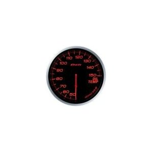 Defi BFメーター 60φ 油温計 アンバーレッド DF10402  Defi-Link ADVANCE 特価販売 日本精機