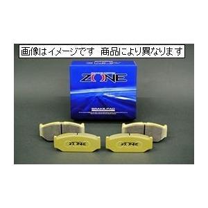 ZONE TT フロント 12D スイフトスポーツ ZC32S ZC33S  ゾーン 前用 ブレーキパッド ブレーキパット|over-whelm7