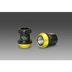 TM-SQUARE ロック&ナットSET トルクマネージメントホイールナット TMWN-W02740  汎用品 TMスクエアー|over-whelm7