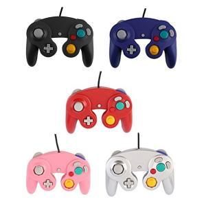 ゲームキューブ コントローラー 互換品 Wii WiiU対応 1個