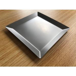 チタンプレート 小皿・取り皿 KUGAMI|overnorth-store