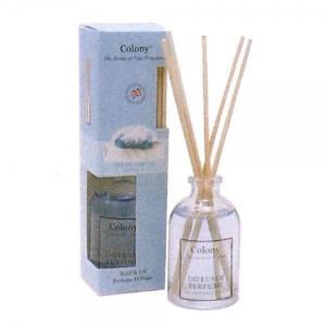 ルームフレグランス アロマ リードディフューザー アロマディフューザー 芳香剤 Colony リードディフューザー50ml / クリーンカレス|overrag