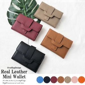 財布 レディース 使いやすい 三つ折り ミニ財布 小さい ミニウォレット 二つ折り 極小財布 レザー 小銭入れ ミニ 3つ折り 手のひらサイズ コンパクト 母の日|overrag