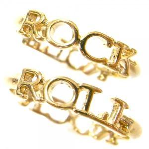 リング 指輪 レディース jewelry 人気 リバーシブルリング ロックンロール その他同時購入でポスト投函送料無料|overrag