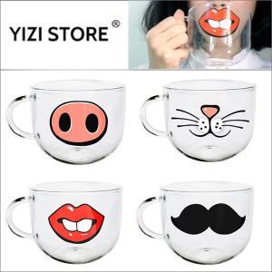 YIZI 耐熱マグカップ|overrag