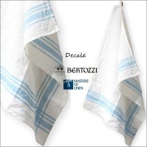 リネン キッチンクロス デカレ ベルトッツィ bertozzi decale BZ062 イタリア製 キッチンタオル|ovlov