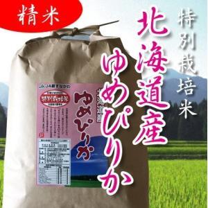 令和元年産 2kg精米 特別栽培 北海道新すながわ ゆめぴりか 得トクセール