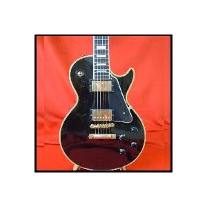 "Gibson Custom Shop  [Historic Collection 1957 Les Paul Custom] ""Black Beauty""USED 2001年製