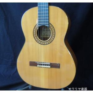 クラシックギター /スペイン製 総単板M.FERNANDEZ MF-46S|owariya-gakki