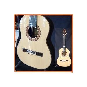 レキントギター 【表板ドイツ松単板・側板ローズウッド単板】スペイン製Manuel Fernandez owariya-gakki