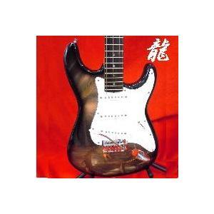 エレキギター ドラゴン龍の舞い|owariya-gakki
