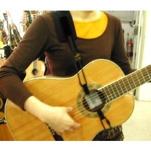Luthierギターストラップ / クラシック・フラメンコ・レキントギター用 アメリカ製ルシエール|owariya-gakki