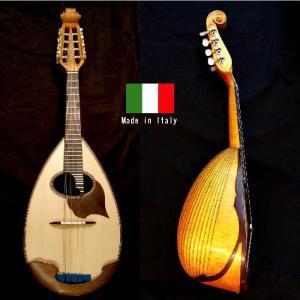 マンドリン イタリア製Bottega【製作証明...の詳細画像1