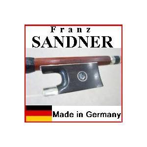 バイオリン弓  ドイツ製フェルナンブコ FRANZ SANDNER|owariya-gakki