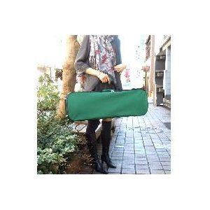 角型バイオリンケース 4/4 スパークル【パープル/グリーン】 owariya-gakki