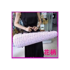 バイオリンケース 花柄 4/4サイズ【リュック・肩掛け可能】|owariya-gakki