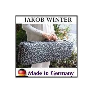 バイオリンケース JAKOB WINTER ドイツ製 Leo/ヒョウ柄  角型|owariya-gakki