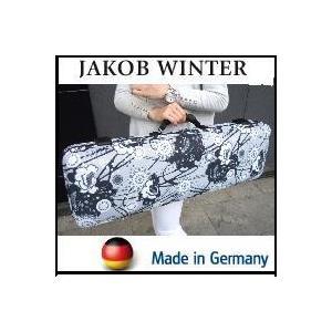 バイオリンケース JAKOB WINTER ドイツ製 Retro/花柄角型|owariya-gakki