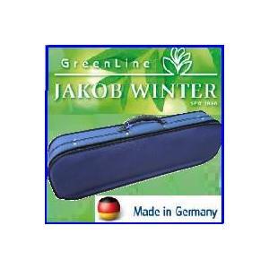 バイオリンケース JAKOB WINTER ドイツ製 ブルー 4/4サイズ用|owariya-gakki