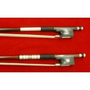 ドイツのマイスターSteffen Kuhnla作 完全手工製バイオリン弓1011|owariya-gakki