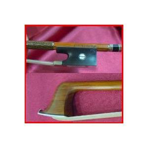 ヴァイオリン弓プロフェッショナル・スペシャル051 ドイツマイスターSteffen Kuhnlaハンドメイド特別製作|owariya-gakki
