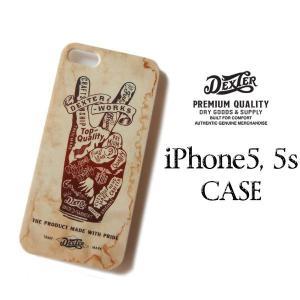 iPhone5sケース/iPhone5ケース/DEXTER/デクスター/アイフォンケース|owl