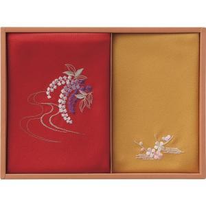 ご家庭に一つは用意しておきたい、慶事・弔事用風呂敷のセットです。 素材:ポリエステル100% パッケ...