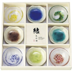 結色彩揃 和陶器 00250 引越し祝い 新築祝い owlsalcove