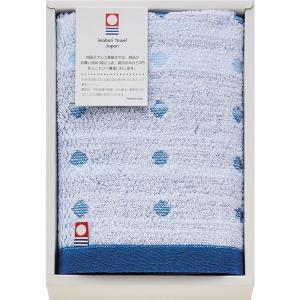 今治製タオル 海と空の美しい青のタオル ハンドタオル IBL0501|owlsalcove