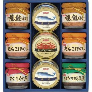 ニッスイ 缶詰・びん詰ギフトセット BS-50|owlsalcove