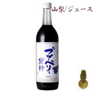 お歳暮 御歳暮 ギフト ブルーベリージュース 蒼龍葡萄酒 ブルーベリー果汁 ジュース  日本 山梨 750ml ギフト|owlsalcove