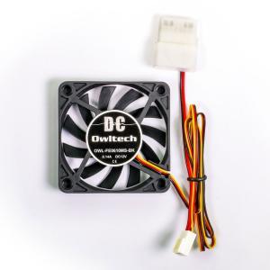 ケースファン DCファン 6cm 10mm厚 PCケース用DCファン 宅C|owltech