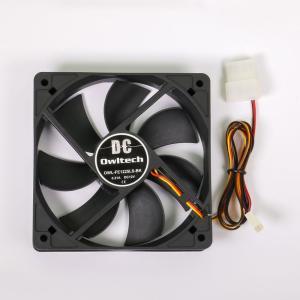 ケースファン DCファン 12cm 25mm厚 標準タイプ PCケース用DCファン 宅C|owltech