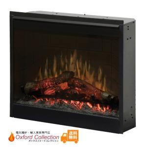 ビルトイン電気式暖炉 シンフォニーDF2608 送料無料/ディンプレックスカナダ/イタヤランバー/暖炉 温風 暖炉型ヒーター リビング 暖房器具|oxford-c