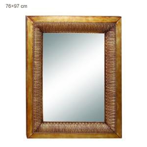 ★新商品★アンティーク調ミラー 42777/送料無料/輸入品/Mirror/壁掛けミラー|oxford-c