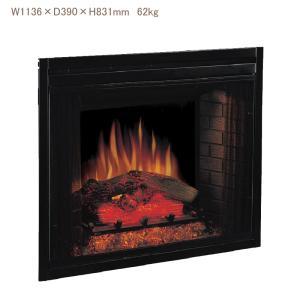 特別割引 定価25%OFF!! 45インチ電気暖炉本体 送料無料/LLOYD GRANDE/ロイドグランデ/暖炉 温風ヒーター リビング 輸入家具 暖房器具|oxford-c