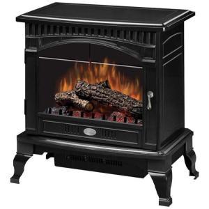 特別割引 定価30%OFF 電気式薪ストーブ DS5629 グロスブラック /送料無料/ディンプレックスカナダ/イタヤランバー/ 暖炉 温風 薪ストーブ|oxford-c